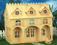 Unbranded Houses Kits for Dolls Rooms 4