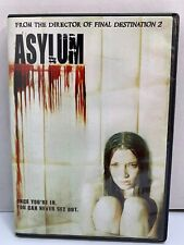 Asylum Horror DVD Sarah Roemer