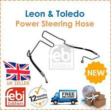 For Seat Leon Toledo 1M1 1M2 2006- Febi Bilstein Power Steering Hose New