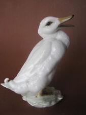 Porzellan-Figuren mit Vogel-Motiv der 50er & 60er Jahre