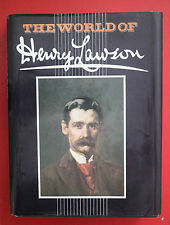 THE WORLD OF HENTRY LAWSON edited by Walter Stone (Hardcover/DJ, 1986)