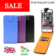 Premium Executive Wallet Flip Case Card Holders Vertical for iPhone 4s 4
