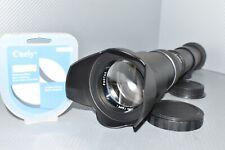 Canon EOS DSLR DIGITAL 400mm lens 1100D 1200D 1300D 2000D 4000D REBEL KISS etc