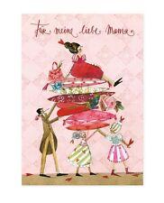 Postkarte, Karte FÜR MEINE LIEBE MAMA | Geschenkkarte