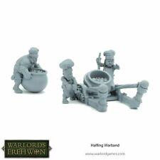 Halfling Pot Launcher (Warlords of Erehwon TT-HALF11)