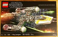 LEGO 75181 Star Wars UCS Y-Wing Starfighter Brand New Sealed Box Free Shipping