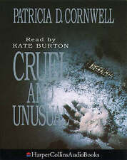 Cruel and Unusual by Patricia Cornwell (Audio cassette, 1993)