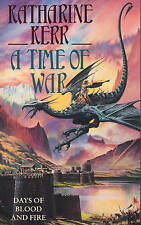 A Time of War (Deverry Cycle Westlands 3), Kerr, Katharine, 0586211977, Very Goo