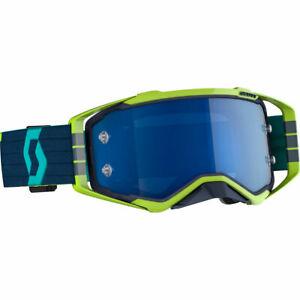 Scott Prospect MX Brille Abverkauf Red/Blue, Green/Black, Blue/Yellow