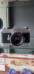 Canon TX Film Camera
