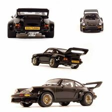 Porsche 934/5 Big Wing in Black 1:43 Scale Diecast Kyosho 03174Bk