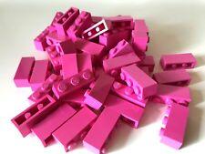 12x LEGO® Stein 1x4 3010 NEU Dunkelrosa Dark Pink LEGO Bausteine & Bauzubehör