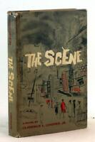 Clarence Cooper First Edition 1960 The Scene Drug Novel Hardcover w/Dustjacket