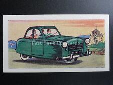 No.20 A.C. PETITE TRI-CAR - Miniature Cars & Scooters by Ewbanks Ltd 1960