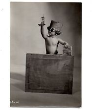 U121 Photographie vintage Originale publicité Coquillettes Délices bébé balance