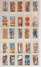 Do You Know? 1963 Sweetule Products Full Set 25 Vintage Trading Cards (A39)