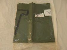 New With Tags Military Surplus Temper Green Tent Pin Container 8340-01-186-3030