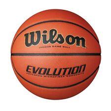 "New Wilson Evolution Men's Official Size Basketball - Size 29.5"" - Wtb0516"