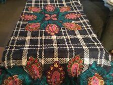 Silk Square Small Table Cloth
