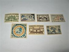 Vintage Mixed Lot of 38 ROTARY INTERNATIONAL Stamps Foreign Must See Nice Lot