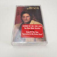 Billy Dean - Cassette -  Self-Titled - Brand New