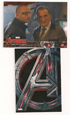 Avengers: Age of Ultron  Silver Parallel Complete Set ( 90 cards)
