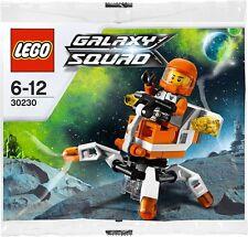 LEGO Galaxy Squad Mini Mech - 30230 - New and Sealed