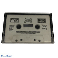 CLUB 18-30 SOUNDS OF SUMMER CASSETTE TAPE 1984 HAVC 1018 HAVEN RECORD PRODUCTION
