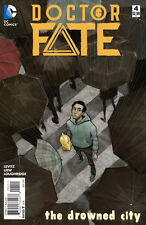DOCTOR FATE (2015) #4 VF/NM