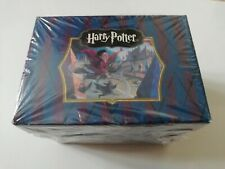 Harry Potter Literary Trading Card Collectors Set New.