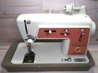 Singer Sewing Machine 1970's Vintage Touch and Sew Special Zig-Zag Model 626 US