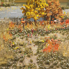 Busch 1224  'Late Summer / Autumn Foliage' Kit  HO Scale - T 48 Post