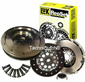 FLYWHEEL AND COMPLETE LUK CLUTCH KIT FOR A HONDA 2.2 CTDI 2.2CTDI N22A