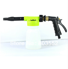 Car Wash Foam Gun Sprayer with only garden hose, no need of power or gas