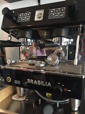 Brasilia Espresso Machine Super America/Del-2 & Rossi RR45 Coffee Grinder +++