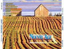 VARIOUS - Nouvel Age - Pères Land - New age Music & Life - NECD005