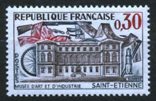 TIMBRE FRANCE NEUF N° 1243 ** MUSEE SAINT ETIENNE