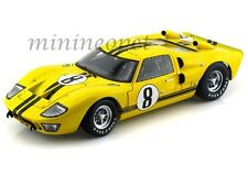 collectibles 417 1966 ford gt40 gt 40 mark mk ii 118 yellow w black