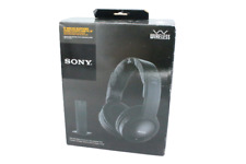 Sony MDR-RF985RK Over the Ear Wireless Headphones - Black