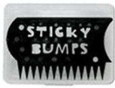 New listing Sticky Bumps Wax Box W Comb Clear
