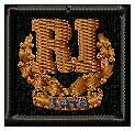 RECRUIT INSTRUCTOR - EMBROIDERED MILITARY BIKER PATCH