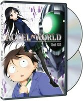 2219223 1409931 Dvd Accel World Set 2 (2 Dvd) [Edizione: Stati Uniti]