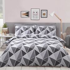 Geometric Bedding Sets And Duvet Covers For Sale Ebay