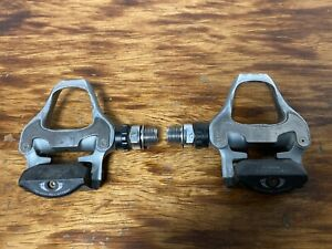 Shimano Ultegra PD-6700 Road Bike Clipless Pedals Silver SPD-SL