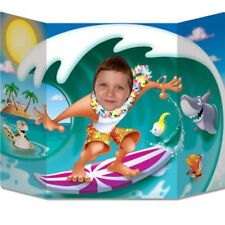 Surfer Dude Photo Prop - 94 x 64 cm - Seaside Surfing Party Decoration