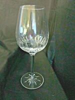 "WATERFORD Signed Irish Crystal Giselle 9 1/2"" Red Wine Glass Goblet 2005-2017"