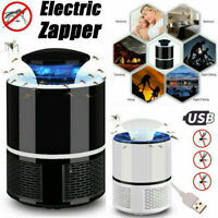 Electric Fly Bug Zapper Mosquito Insect Killer LED Light Trap Lamp Pest Contr YK