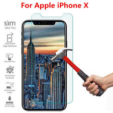 4x Scratch Resist Tempered Glass Screen Protector for Apple iPhone 8 X 7 6s Plus