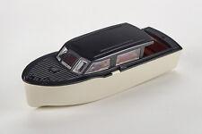 Lot 4220 Lionel Boot (boat) -Zubehörteil, weißer Rumpf u. schwarzes Dach, Spur 0