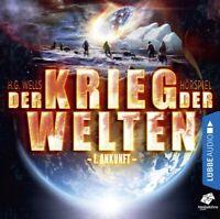 H.G. WELLS - DER KRIEG DER WELTEN-TEIL 1   CD NEW